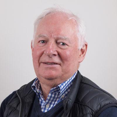 Graham Bucksey portrait picture
